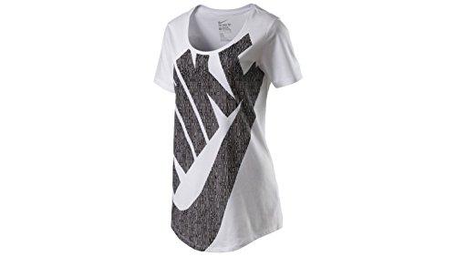 NIKE tee-BF Futura Glyph Fill - Camiseta para Mujer