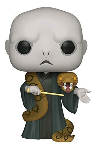 Funko- Pop Harry Potter 10' Voldemort w/Nagini S10 Figura...