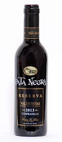Lote de 12 Botellines Botellas Vino Pata Negra Valdepeñas...