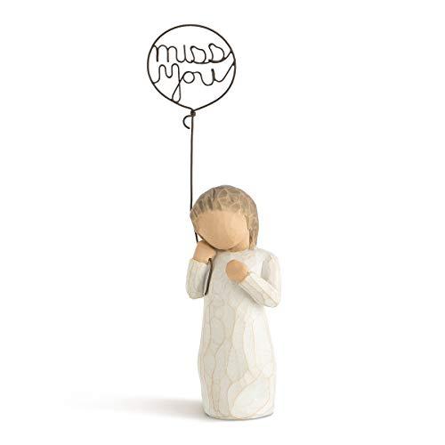 Willow Tree, Figura de niño con mensaje 'Te echo de menos',...