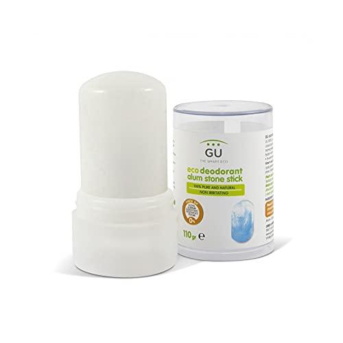 Desodorante de Piedra de Alumbre 100% 110 gr- Desodorante...