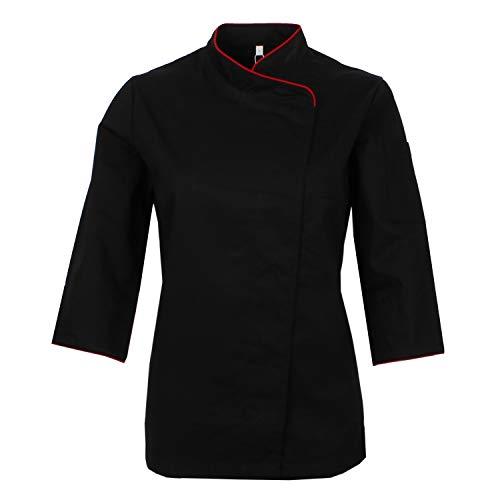 MISEMIYA - Chaquetas Uniformes Chef COCINERA Bar Restaurante...