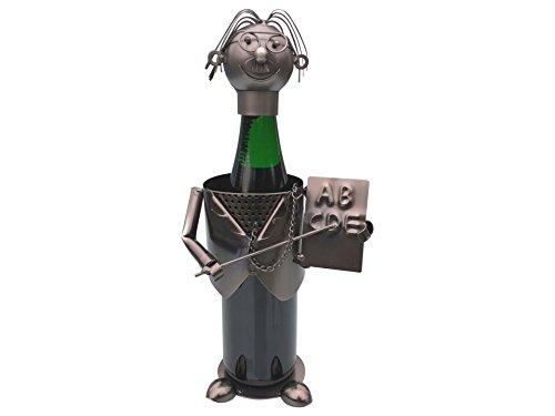 eXODA - Soporte para Botella de Vino para Profesor de...