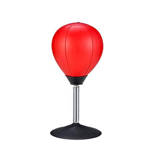 Lamptti - Saco de Boxeo de Escritorio para aliviar el...