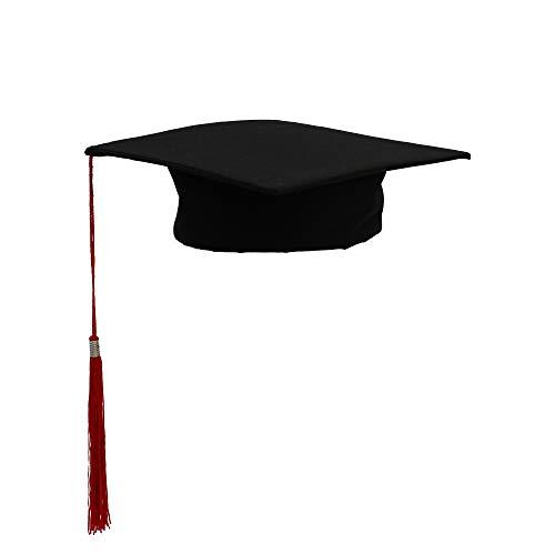Carnavalife Birrete Graduación Sombrero Niños Estudiante...