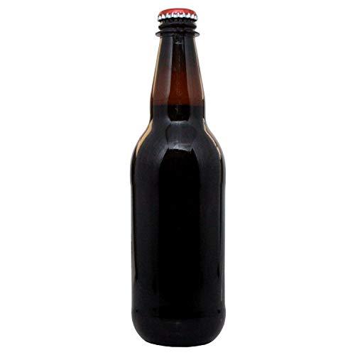 Botellas de cerveza de plástico y tapas de corona, 500 ml,...