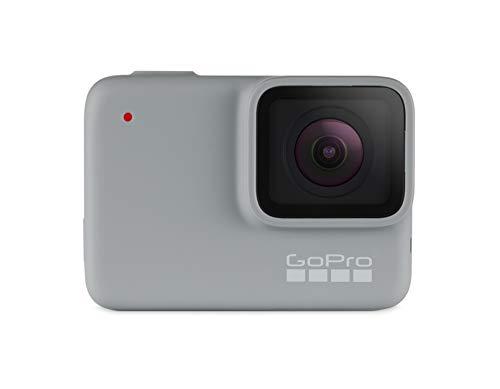 GoPro HERO7 White - Cámara de acción digital sumergible...