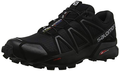 SALOMON Speedcross 4, Zapatillas de Trail Running Hombre,...