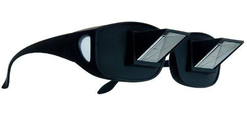 Kobert Goods Lazy Readers - Gafas 3D, negro [Importado]
