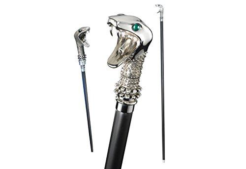 La noble colección Lucius Malfoy bastón con varita