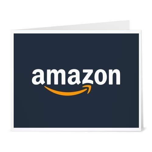 Cheque Regalo de Amazon.es - Imprimir - Logo Amazon - Azul...