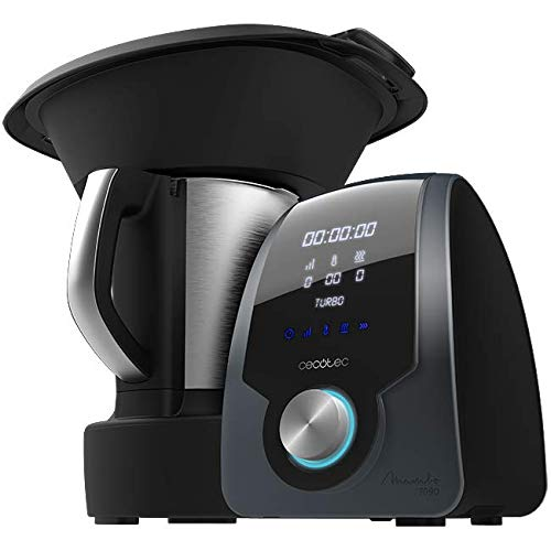 Cecotec Robot de Cocina Multifunción Mambo 7090. Capacidad...