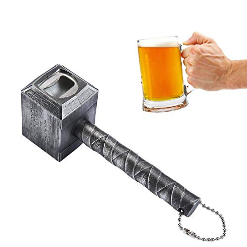 Thor Abrebotellas Martillo Abridor de cerveza Genial regalo...