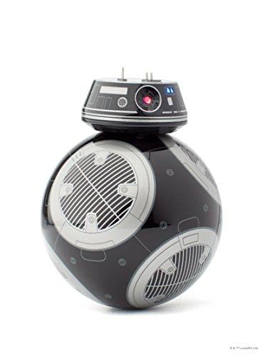 BB-9E App-Enabled Droid con Droid Trainer de Sphero