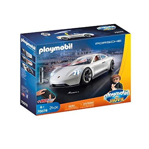 PLAYMOBIL: THE MOVIE Porsche Mission E y Rex Dasher, a...