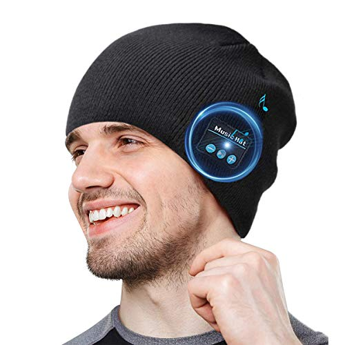 COTOP Gorro Bluetooth 5.0 Regalos originales, regalo para...