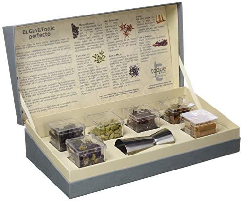 Toque Caja 6 Botánicos Para Gintonic: Estuche Premium Con...