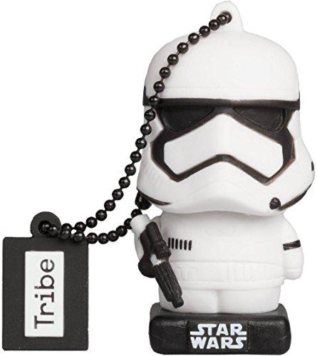 Llave USB 16 GB Stormtrooper LTJ - Memoria Flash Drive 2.0...
