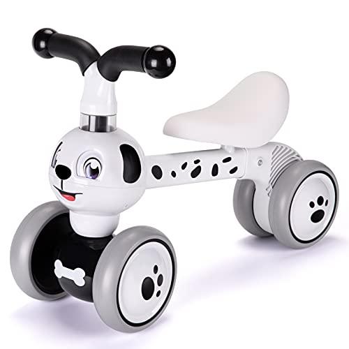 XIAPIA Bicicleta sin Pedales para Niños Bicicleta Bebe 1...