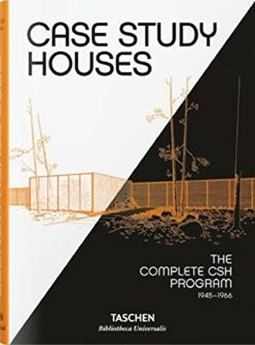 Case Study Houses (alemán, francés, inglés) (Bibliotheca...