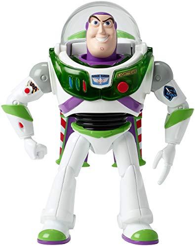 Mattel Disney Toy Story 4-Buzz Lightyear ¡hasta el infinito...