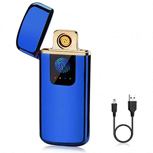 ASANMU Mechero Electrico, USB Encendedor Electrico Pantalla...