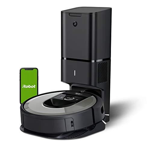Robot aspirador iRobot Roomba i7+ (i7556) con Vaciado...