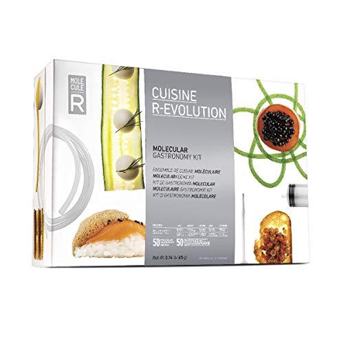 Molecule-R - Kit de gastronomía Molecular Cuisine...