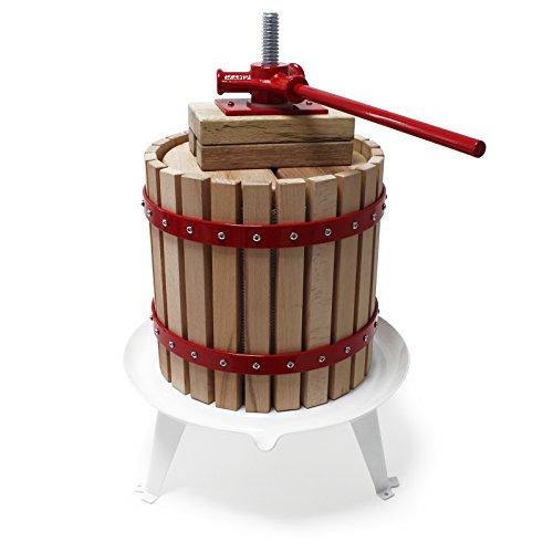 Prensa de 30 litros para fruta incl. prensa de prensado,...