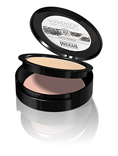 lavera Maquillaje fluido compacto 2in1 -Ivory 01- vegano -...