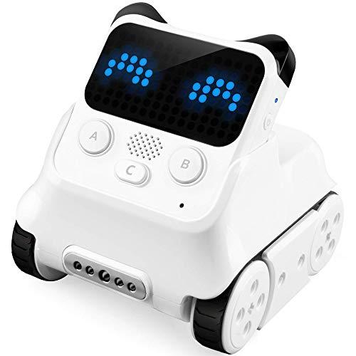 Makeblock Codey Rocky Robot Programable, Codificación de...
