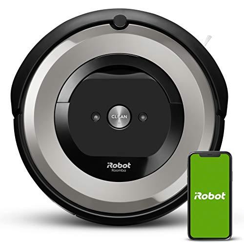 iRobot Roomba e5154 Wifi, Robot aspirador óptimo para...