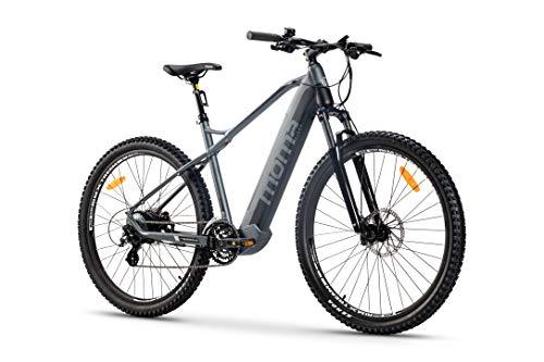 Moma Bikes Bicicleta Eléctrica E-MTB 29', Shimano 24vel,...