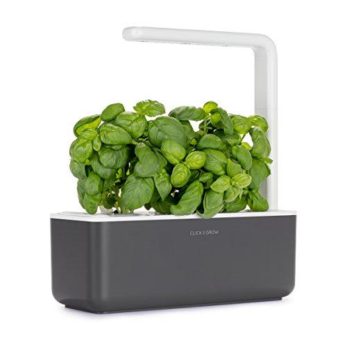 Click & Grow Smart Garden 3–Jardinera de Interior...