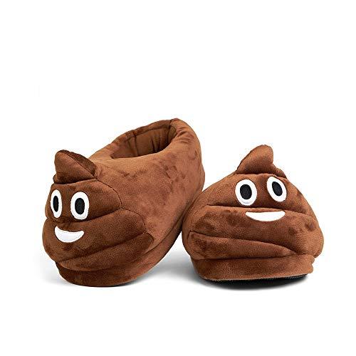 Desire Deluxe Zapatillas Casa Invierno con Figura de Emojis...