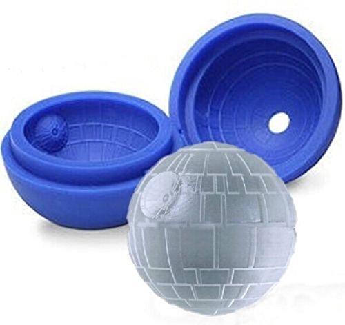 STAR WARS: Molde de silicona para Cubitos de hielo, Jabón,...