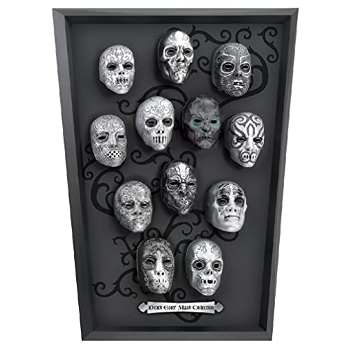 The Noble Collection Death Eater Mini Mask Collection