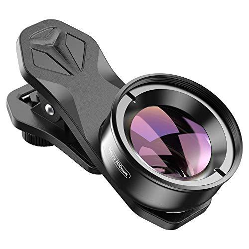 APEXEL Lente de fotografía macro profesional para lentes...
