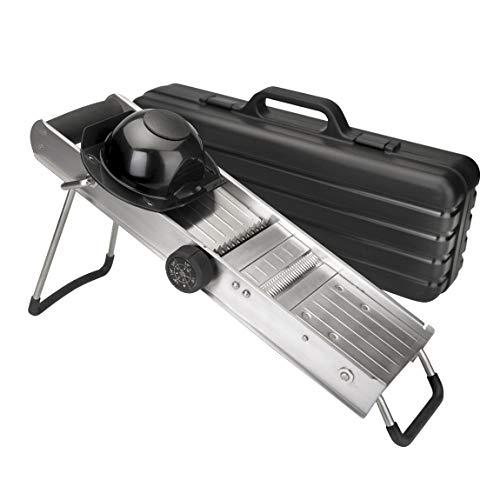 Lacor - 60357 - Mandolina, Con Protector y Cuchillas...