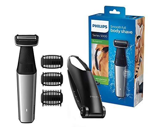 Philips BG5020 / 15 Bodygroom Series 5000 con accesorio para...