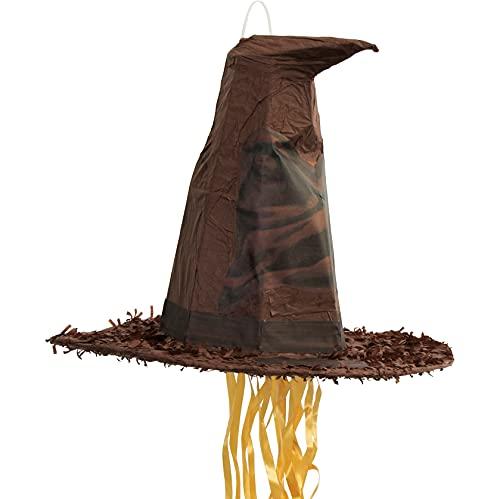 Unique Party - Piñata de Sombrero Seleccionador Harry...