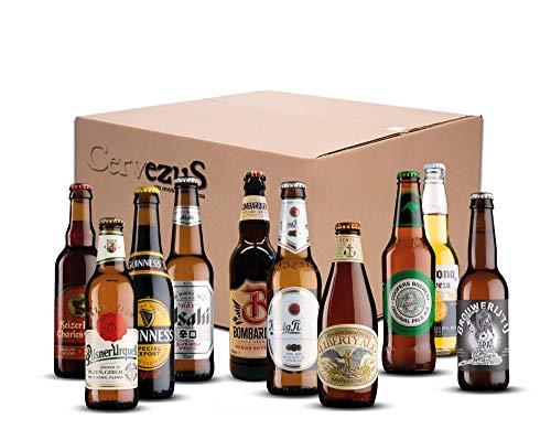 Cervezas del Mundo Regalo (Pack 10 variedades) - Pack...