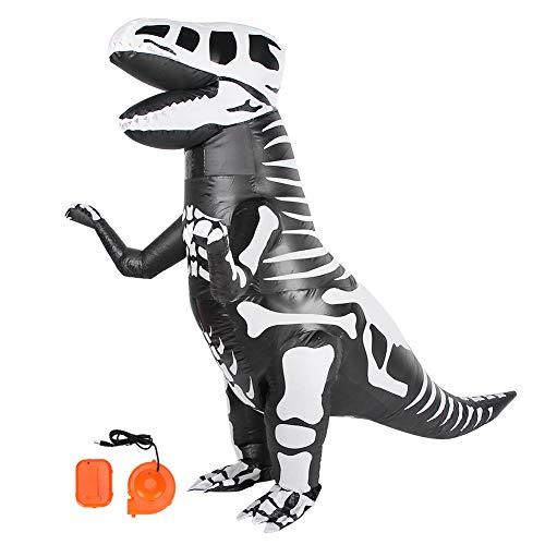 Ftory Disfraz Inflable para Adultos, Chico, Dinosaurio,...