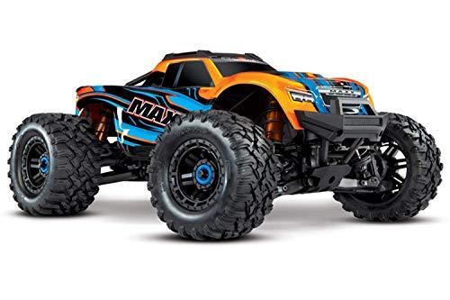 Traxxas Maxx 1/10 4WD VXL (TQi, TSM, Sin Batt, Sin Chgr)...