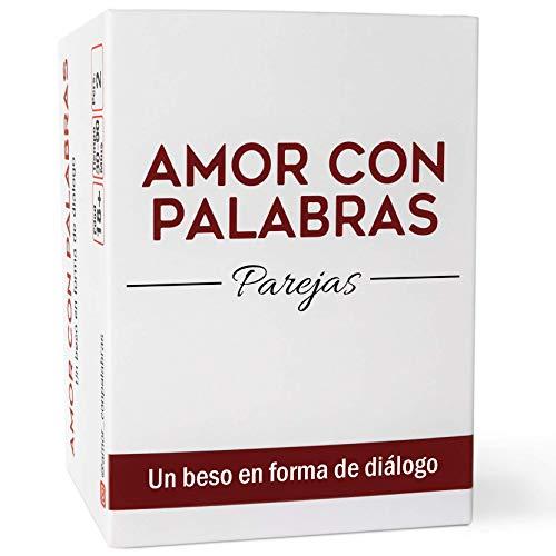 AMOR CON PALABRAS - Parejas | Juegos de Mesa para Dos...
