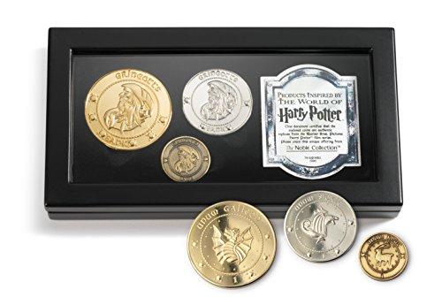 The Noble Collection Colección de Monedas de Harry Potter...