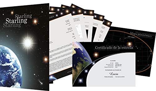 Starling© Registro de Estrellas - Comprar una Estrella -...