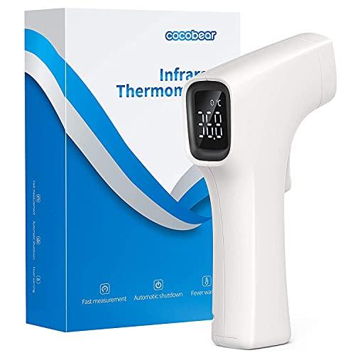 Termometro digitale per febbre CocoBear, termometro...