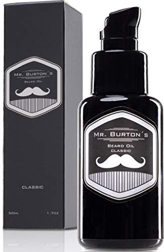 Mr. Burtons'classic' - aceite de barba - nuevo en España -...