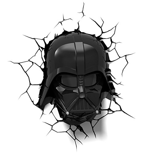 3D Light FX Lampada Led 3Dlightfx-Star Wars Ep7 Darth Vader...